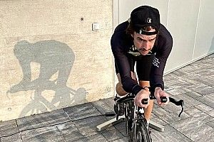 "Briatore: ""Alonso'yu bisiklet antrenmanı konusunda uyarmıştım"""