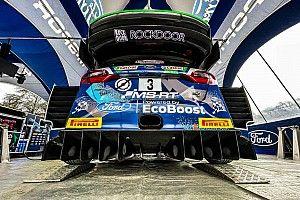 Сезон WRC начался с аварии: пилот Ford перевернул машину на первом же допе!