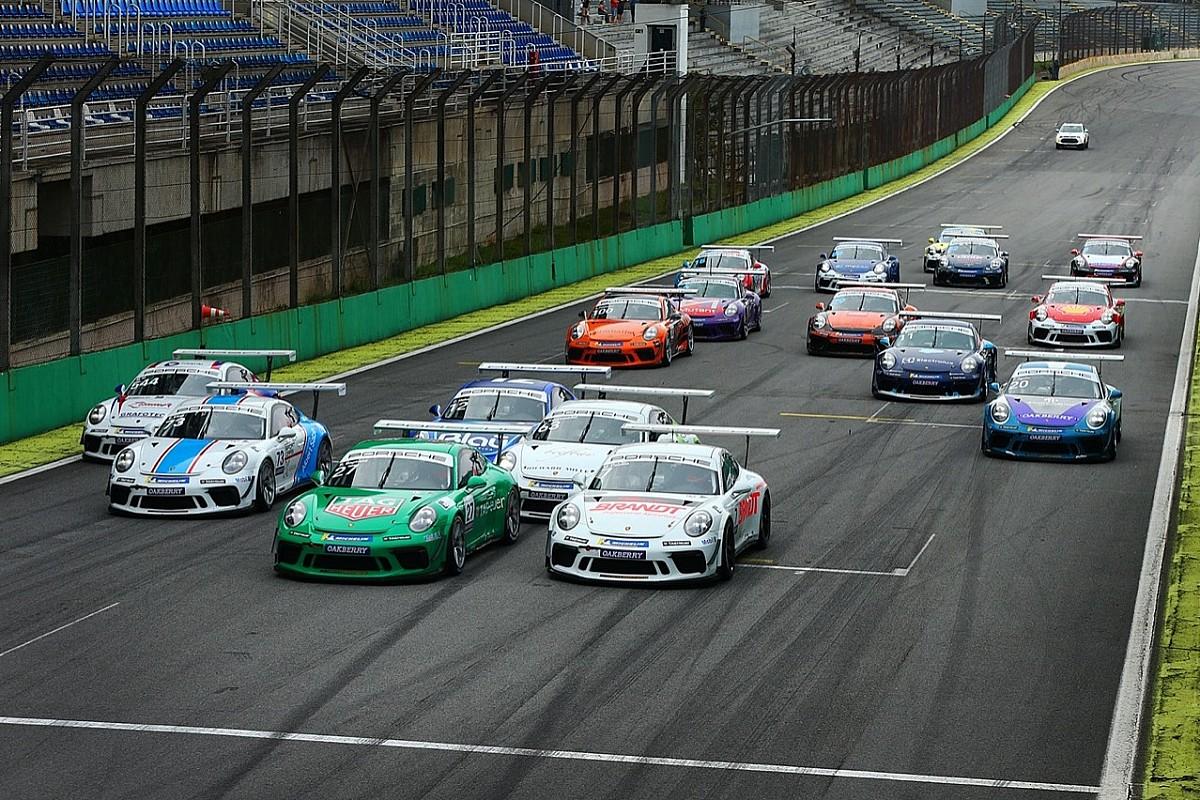 Veja como foi a grande final da Porsche Cup Endurance em Interlagos