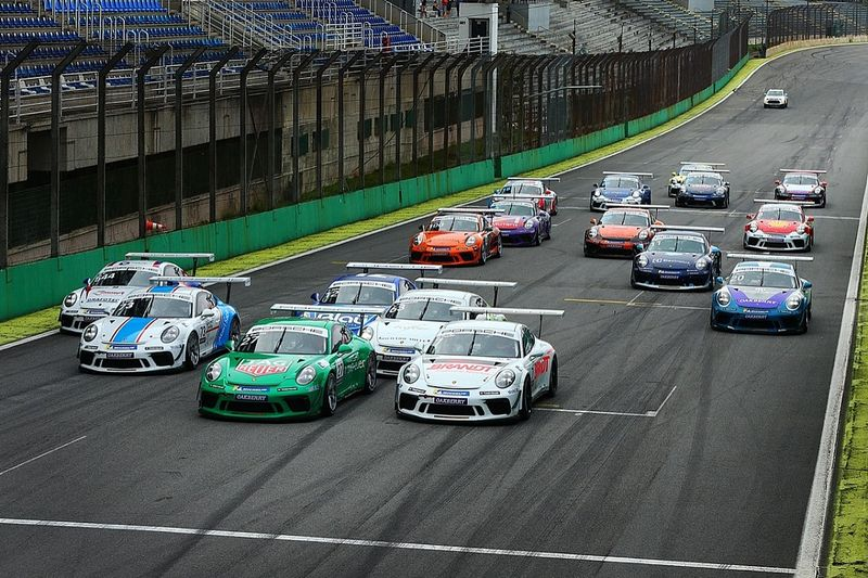 Porsche Cup tem 61 pilotos em evento que encerra temporada; veja programação