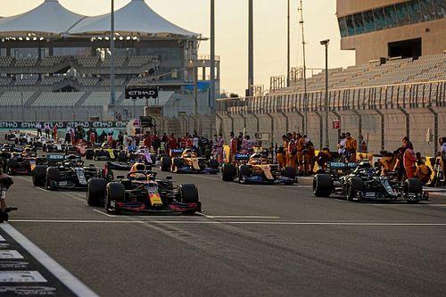 The Abu Dhabi GP as it happened