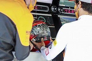 Los diseños de cascos especiales para el GP de Abu Dhabi