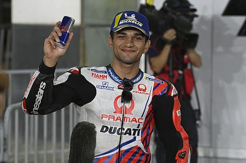 Martin Lebih Nikmati Kemenangan daripada Pole MotoGP Pertama