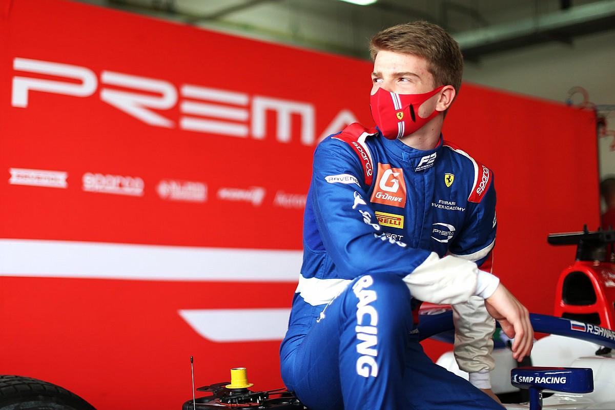 Shwartzman admet ne pas avoir les résultats pour mériter la F1