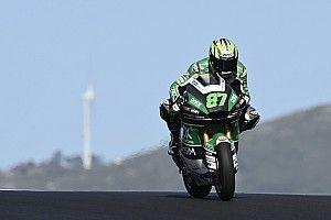 Moto2 FT3 Portimao: Gardner Schnellster, Sturz von Lowes