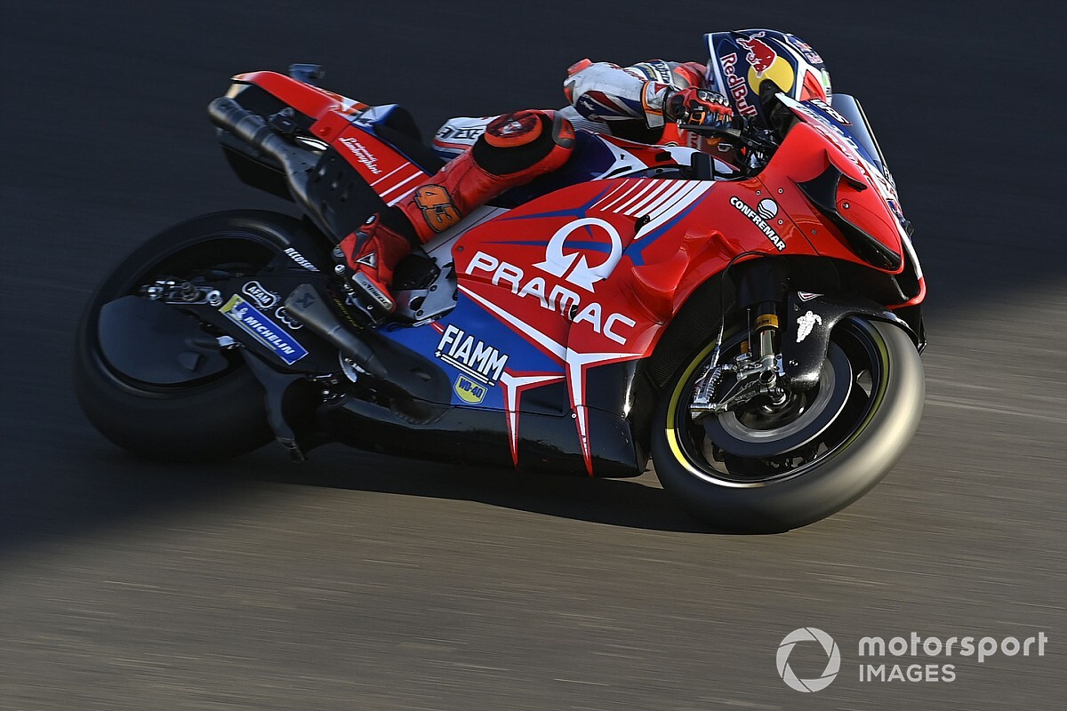 MotoGP, Portimao, Libere 3: Miller tiene davanti la Ducati