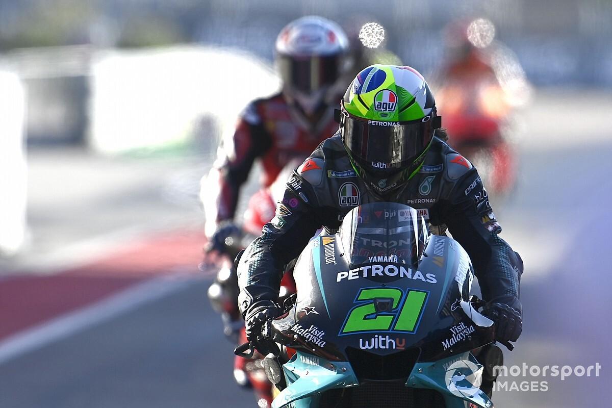 Morbidelli Andalan Yamaha dalam Perebutan Titel MotoGP 2021