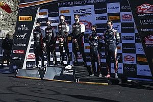 """WRC, Ogier 8 volte re di Monte-Carlo: """"Ho fatto bene a continuare"""""""