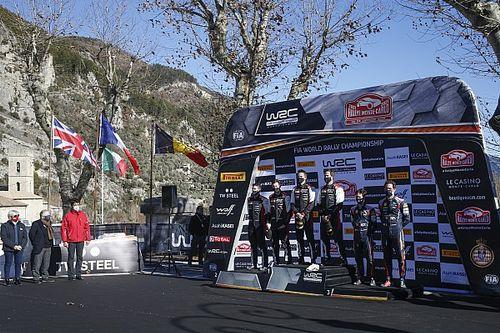 Sébastien Ogier gana el Rally de Montecarlo 2021