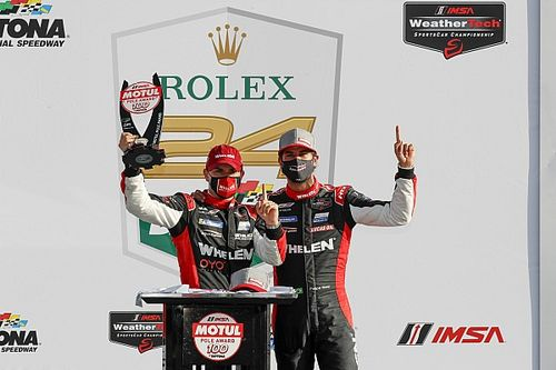 IMSA Roar: Action Express Cadillac wins qualifying race