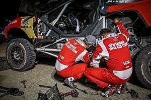 Sébastien Loeb abandona el Dakar 2021