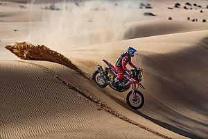 Etape 8 Dakar: Cornejo Raih Kemenangan Pertama