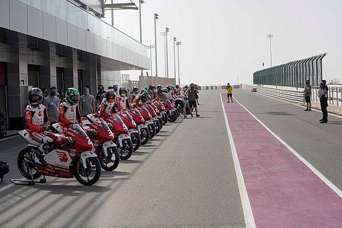 Motor-motor Asia Talent Cup Sudah Mendarat di Mandalika
