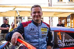 Jari Huttunen w WRC 2