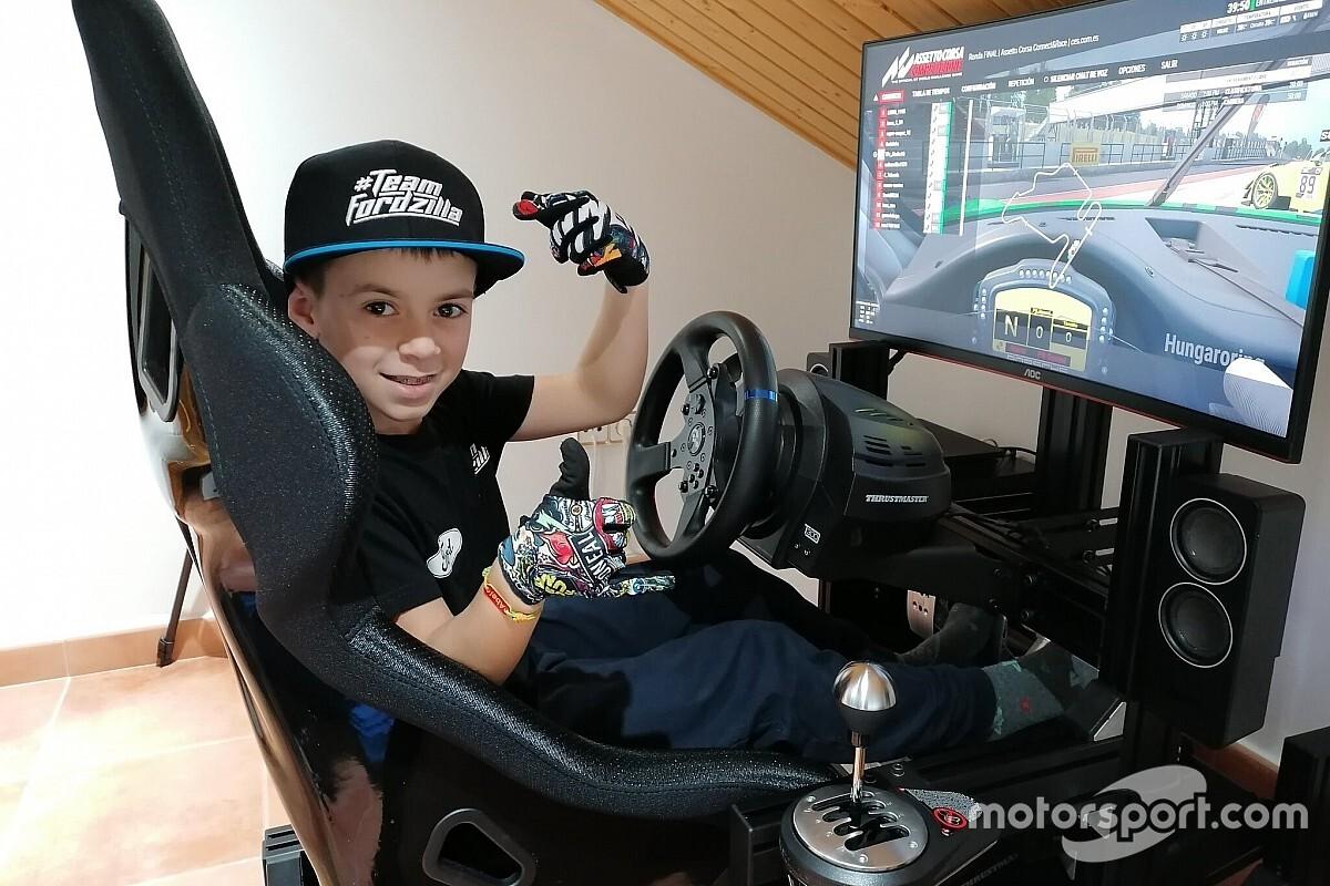 Bocah 10 Tahun Lolos Grand Final Kejuaraan Gran Turismo Spanyol