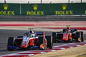 Shwartzman: F2 favourite tag not adding pressure