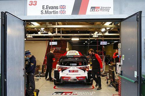 Reli Monza: Evans Optimistis Kejar Ketertinggalan