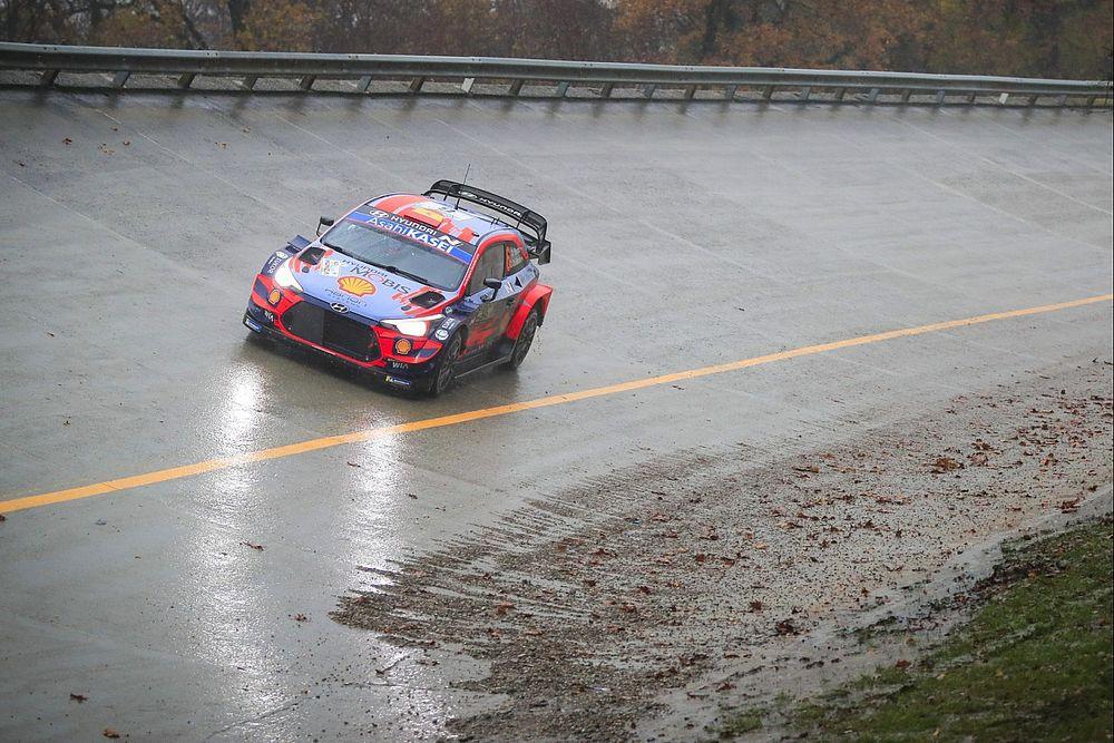 WRC: svelato il percorso dell'ACI Rally Monza Italia 2021
