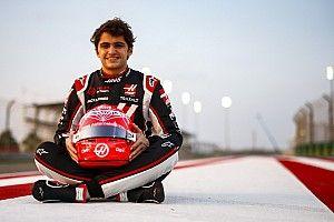 Galeri: Fittipaldi'nin Bahreyn'de kullanacağı kask tasarımı