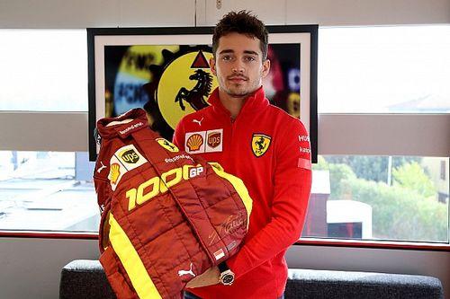 Leclerc Bertaruh Russell Menang di GP Sakhir