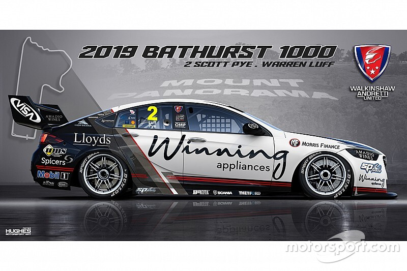 New major backer for Walkinshaw Supercars squad