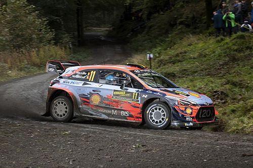 WRC, Rally Galles, PS8: Neuville si rifà e si avvicina alla vetta