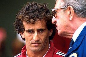 El día que Senna lanzó a Prost la primera piedra