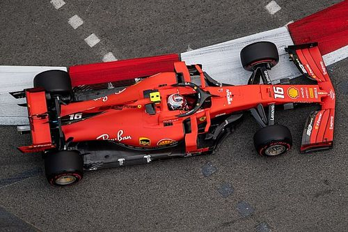 F1シンガポールFP3速報:ルクレールがトップタイム。フェルスタッペン6番手