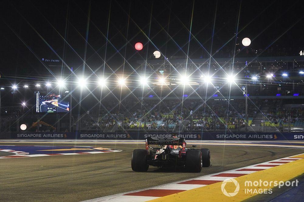 F1: un nuovo sistema di illuminazione apre a più gare notturne