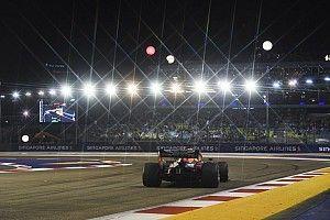 La F1 estrena sistema de iluminación para organizar más carreras nocturnas