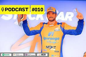 Podcast #010: Thiago Camilo abre o jogo sobre os bastidores da Stock Car