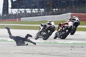Vidéo - Gros accident pour Quartararo et Dovizioso au départ
