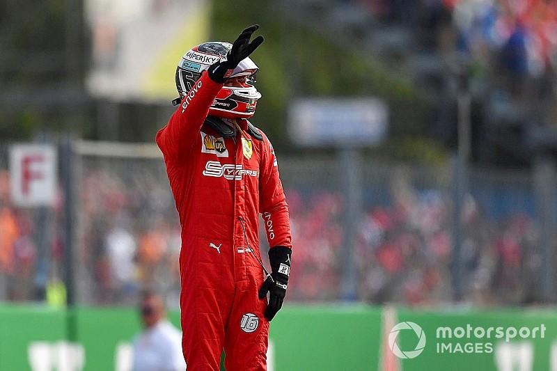 """""""Enzo Ferrari büszke lenne Leclerc-re"""""""