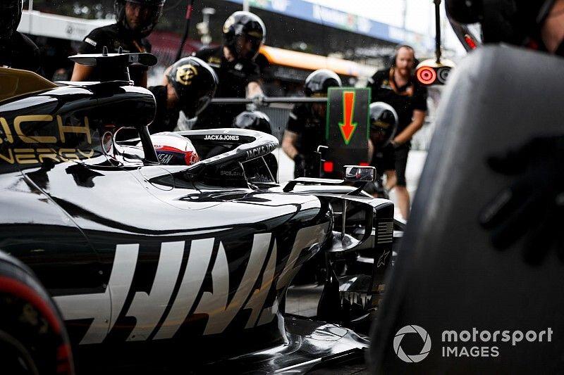 """Grosjean : Haas veut """"se concentrer sur l'essentiel"""" et avancer vite"""
