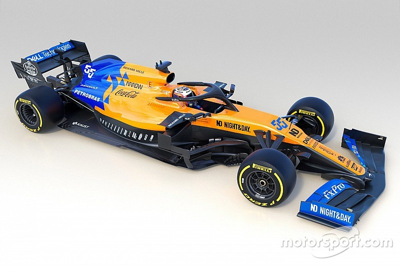 "McLaren gives F1 livery a ""summer haircut"""
