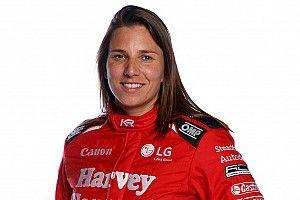 Simona de Silvestro ne sera plus pilote Supercars à temps plein en 2020