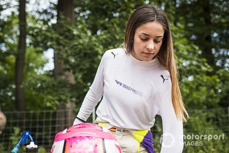 Гарсия выиграла квалификацию этапа W Series на «Норисринге»
