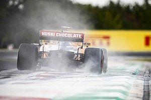 F1 still has no better solution for oil spills - Masi