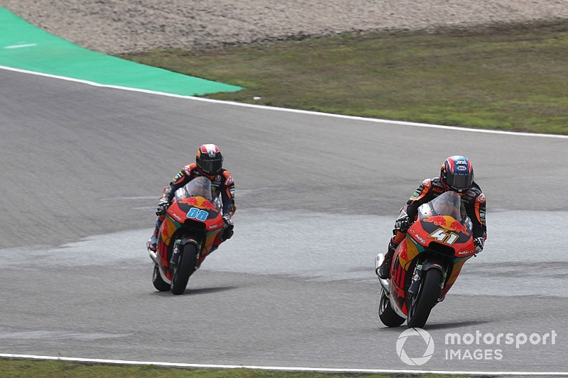 KTM anuncia su salida de Moto2