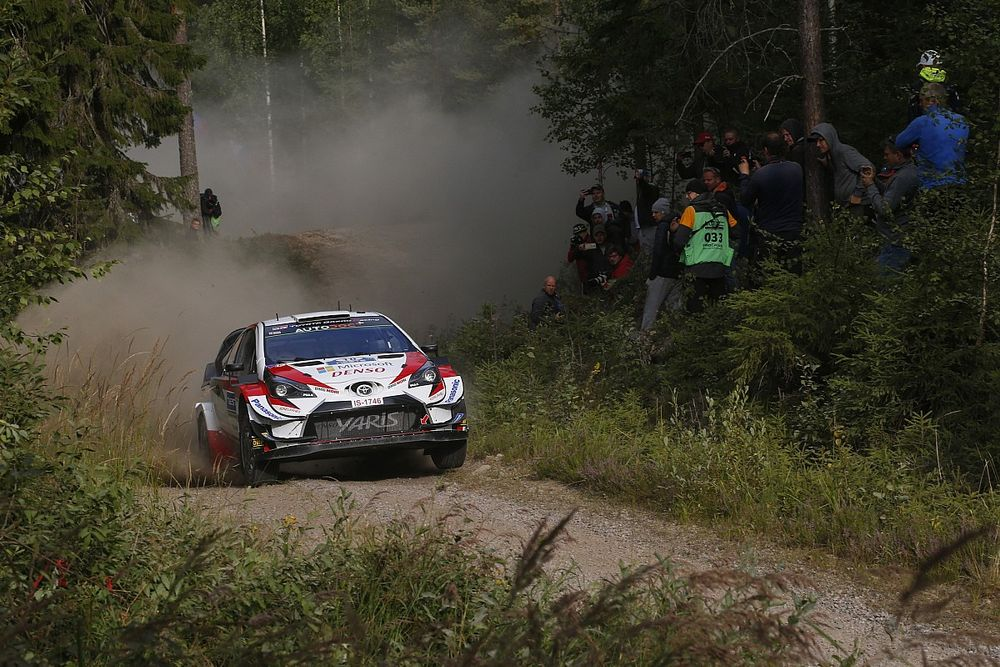 Rally Finland secures two-year deal to stay on WRC calendar