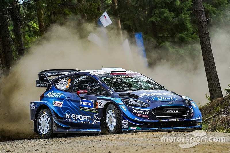 M-Sport Ford: Wrócimy mocniejsi