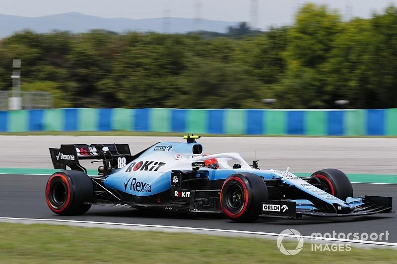 Kubica: Williams potrzebuje bardziej regularnego samochodu