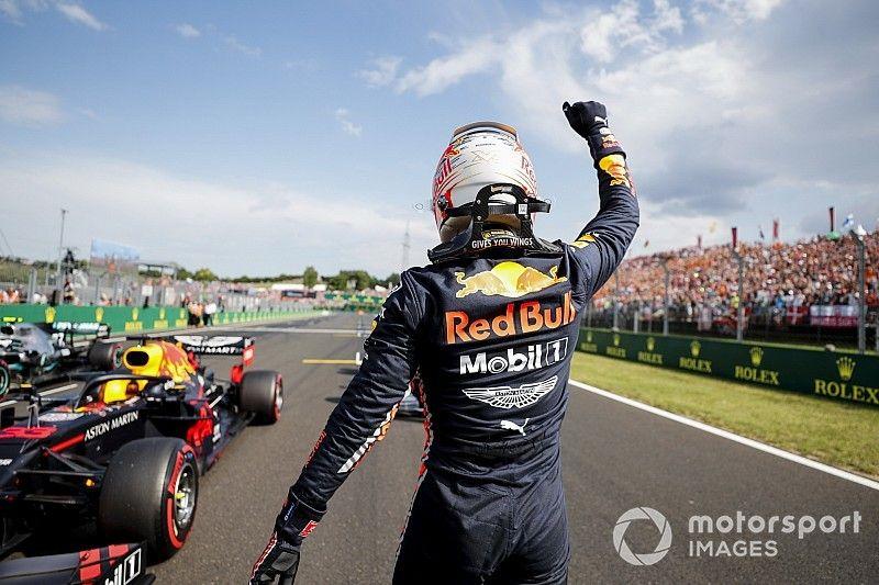 """Verstappen over zijn pole-position: """"Dit was wel heel goed"""""""
