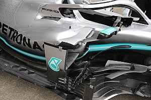 Vídeo: las actualizaciones del 'renacer' de Mercedes
