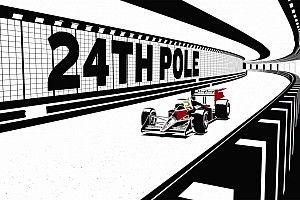VIDEO: Senna en anime para celebrar los logros de Honda en F1