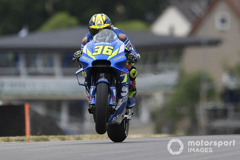 Sachsenring MotoGP - the race as it happened