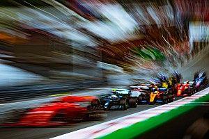 El Timeline de la F1 2019 a mitad de temporada