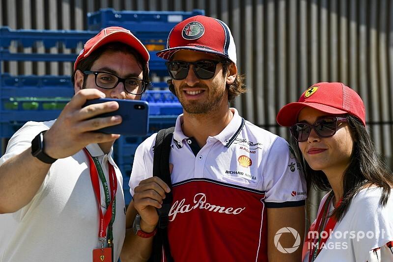 Giovinazzi vezetett is, végül 1 pontot szerzett