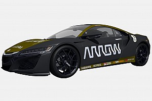 Wickens to demo Arrow-modified Acura NSX in Toronto