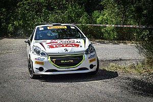 208 Rally Cup Pro: Straffi concede il bis al Casentino